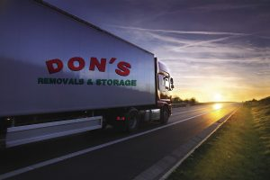 Dons removals