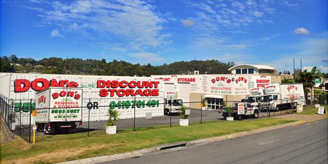 Dons Removals And Storage Gold Coast