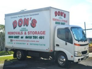Removals and Storage Burleigh Services